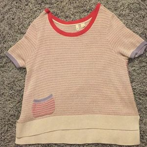 Sweater t shirt from Anthropologie!